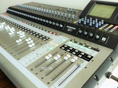 mackie tt24 consola digital para vivo 24 ch liquido! (leer)