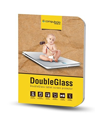 maclocks doble vidrio blindado protector de pantalla para ip