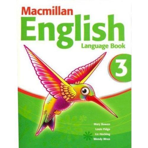 Macmillan English 3 Language Boo  Envío Gratis 25 Días