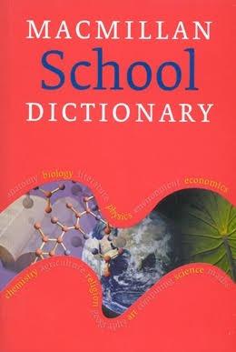macmillan school dictionary pasta blanda inglés nuevo