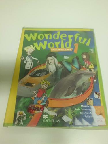 macmillan wonderful world - student book (ingles)
