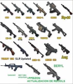 Macro Hack Norecoil Pubg Junio Actualizado Todas Las Armas