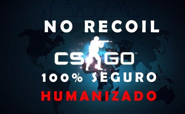 Macro No Recoil Cs Go Humanizado 100% Seguro Sem Vac