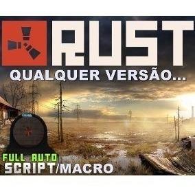 Macro Rust 2018 Funciona Em Qualquer Mouse Script