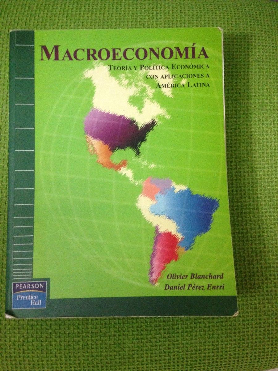 blanchard perez enrri macroeconomia pdf libro gratis