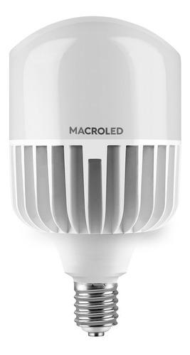 macroled high power bulbón 90w blanco frío 6500k e40