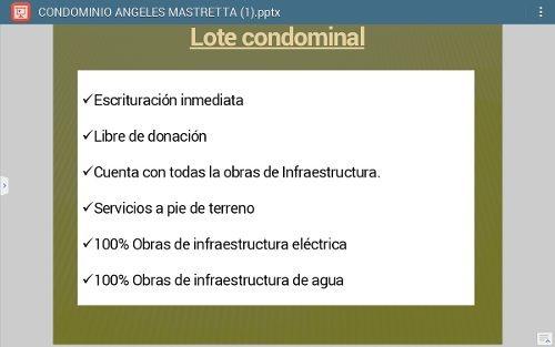 macrolote condominal