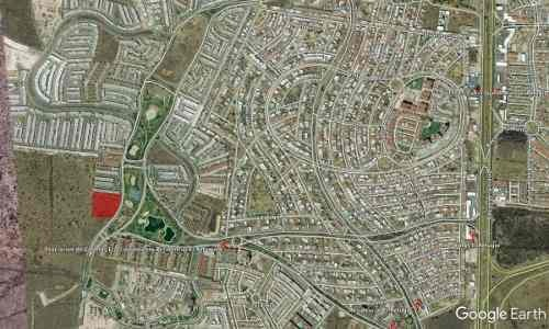 macrolote de 10,173 m2 uso de suelo habitacional  dentro de el refugio
