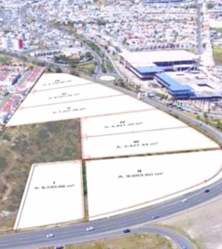 macrolote en venta con uso mixto h8 residencial el refugio querétaro $49,051,440