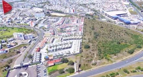 macrolote en venta suelo mixto h8 residencial el refugio querétaro $26,594,456