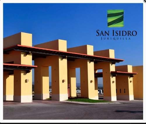 macrolote habitacional de 13,743m2 en san isidro juriquilla