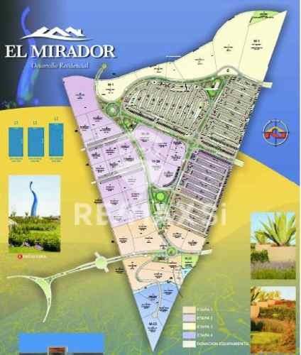 macrolote mixto venta el mirador desarrollo residencial