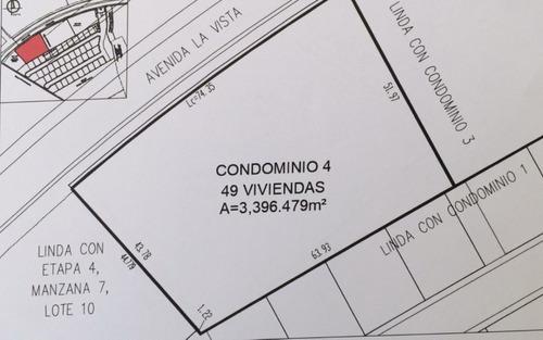 macrolote vertical venta residencial la vista queretaro 49 viviendas $21,938,000