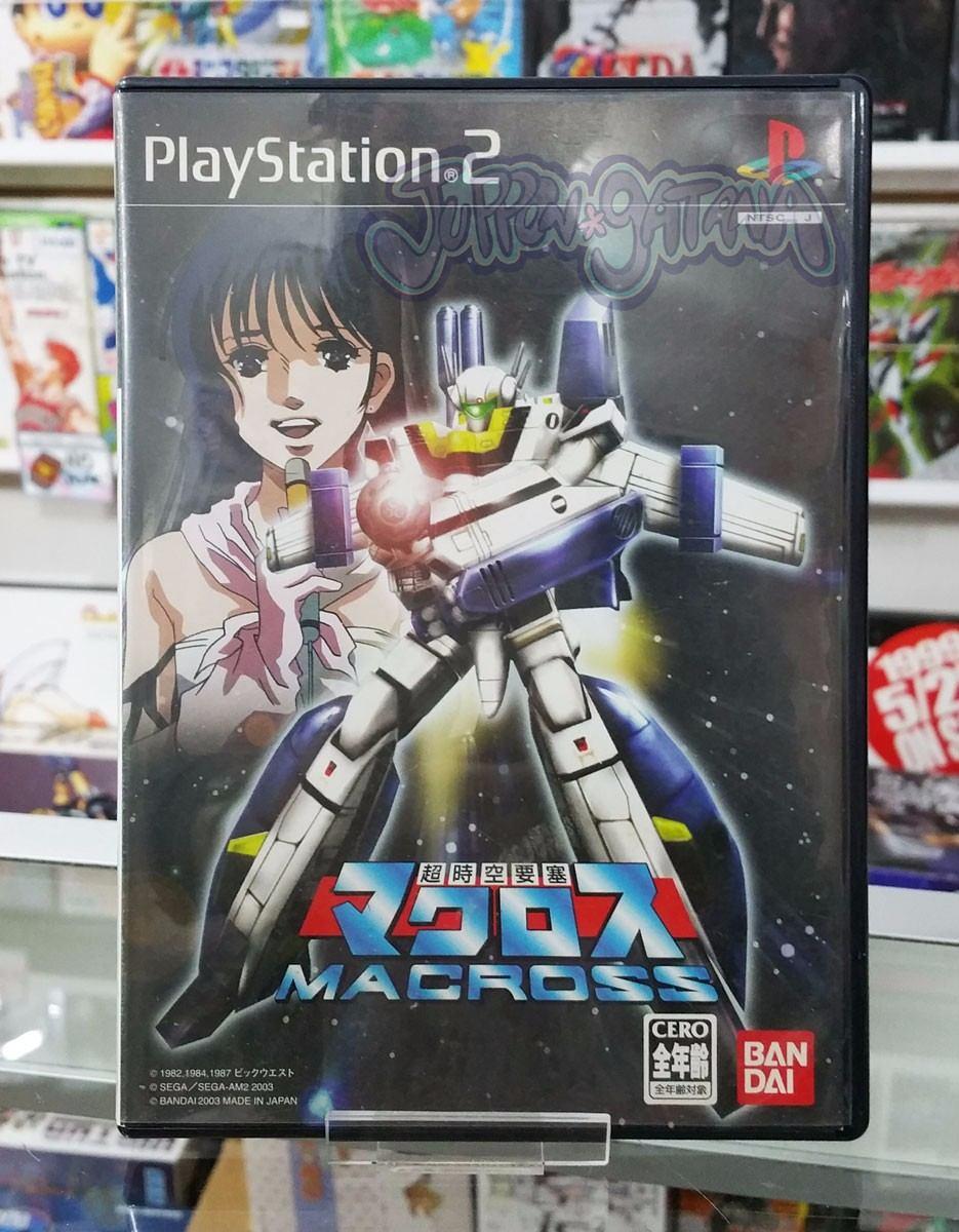 Macross Juego Playstation 2 Ps2 Japones 15 000 En Mercado Libre