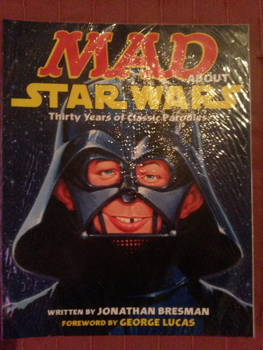 mad about star wars 30 años de sátiras!
