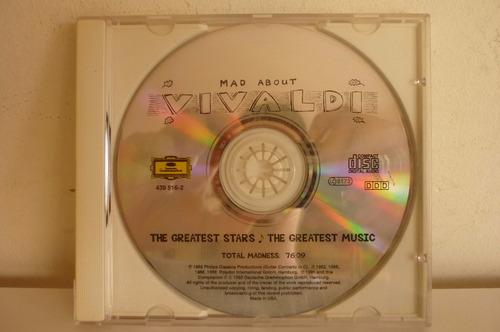 mad about vivaldi the greatest stars deutsche grammophon