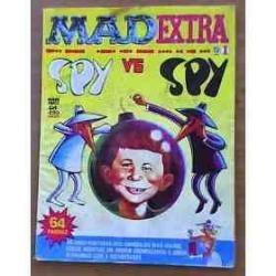 mad extra nº1 spy vs spy