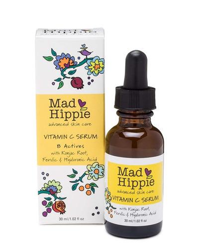 mad hippie vitamin c serum vitamin a serum bundle con pin...