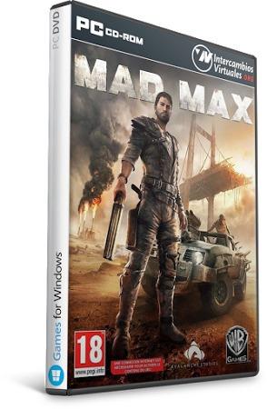 mad max - juego para pc - digital