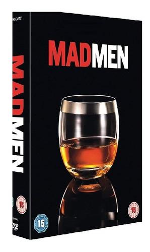 mad men - serie completa - dvd