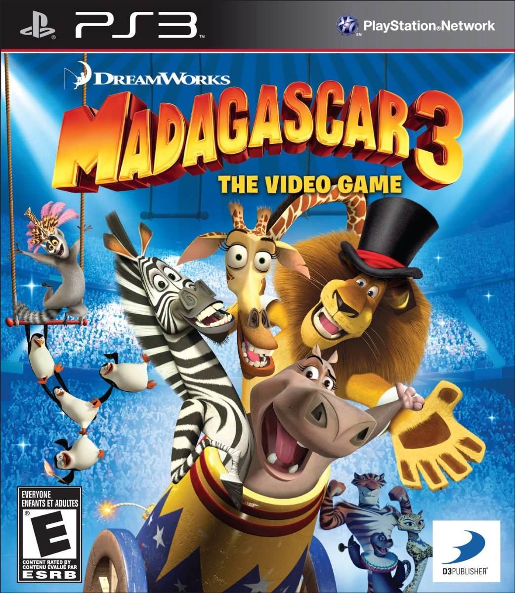 MAGADASCAR 3