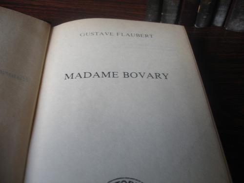 madame bovary de gustave flaubert editorial oveja negra