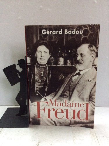 madame freud, gérard badou (en francés)