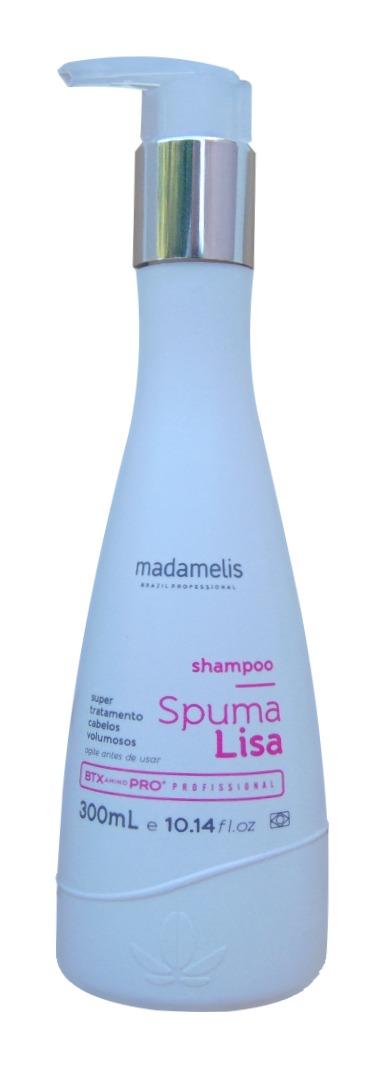 3525b20fc madame lis shampoo alisante spuma lisa 300ml + frete grátis. Carregando  zoom.