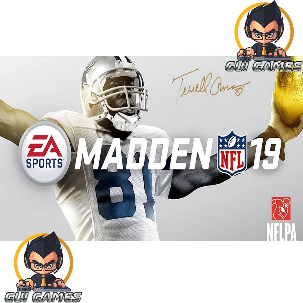 c04d37ffdd Madden Nfl 19 - Xbox One Offline + Brinde - R  17
