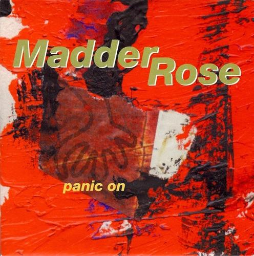madder rose - panic on - cd raro original importado novo