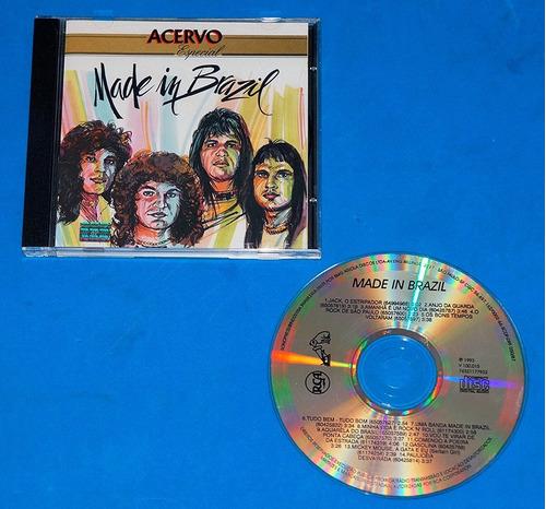 made in brazil - acervo especial - cd - 1994