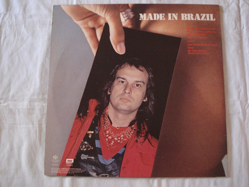 made in brazil-lp-vinil-pirata ao vivo vol i-c/ encarte-rock