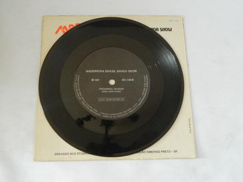 madeireira brasil banda show 1987 cartomante - compacto ep 1