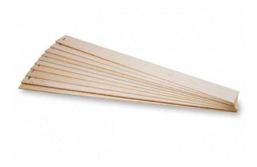 madera balsa en plancha de 8 mm 7,6 cm x 91,5 cm