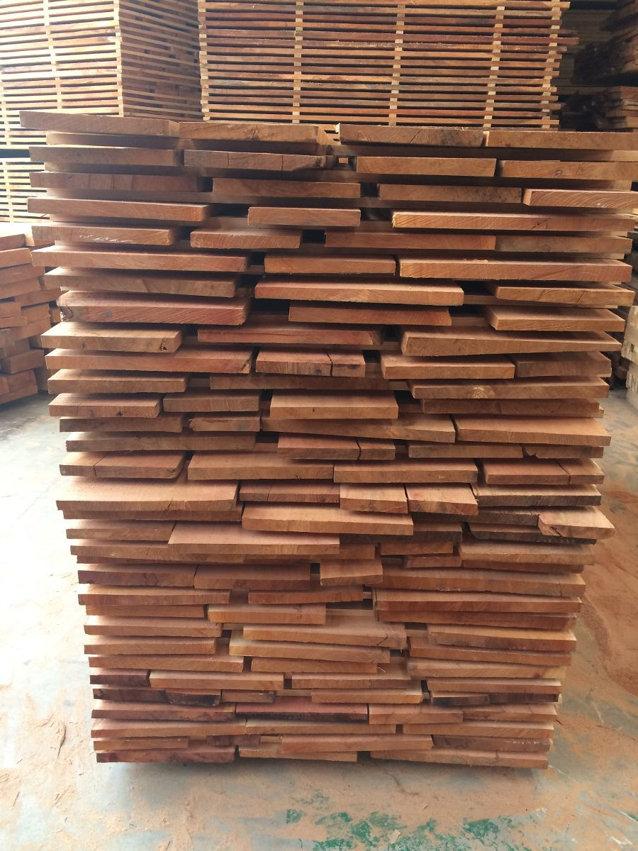 Madera de cedro rojo odorata estofado paquete 1500 pies for Precio zapateros de madera