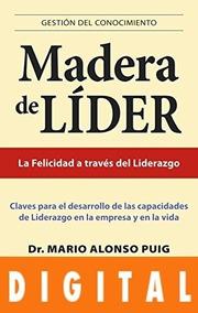 Madera De Líder Edición Revisada Mario Alonso Puig
