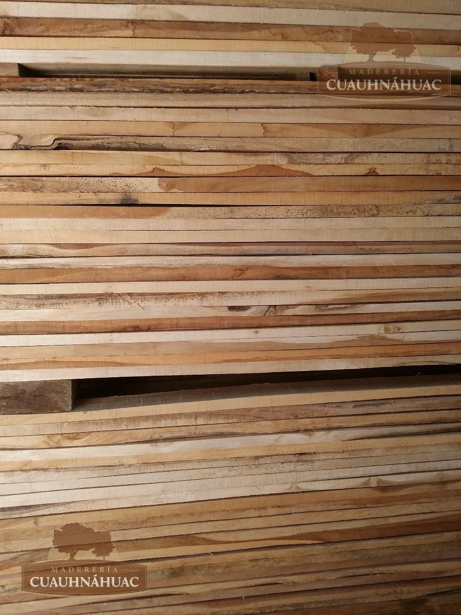 madera de teka en 1 y 1 1 2 env os a todo m xico 125