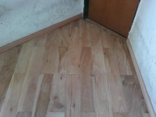 madera entablonado pisos