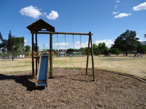 madera inmunizada para el exterior , juegos infantiles
