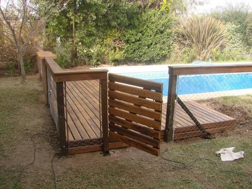 madera madera deck