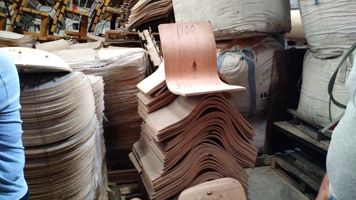 Madera para sillas de oficina en mercado libre for Sillas de oficina de madera