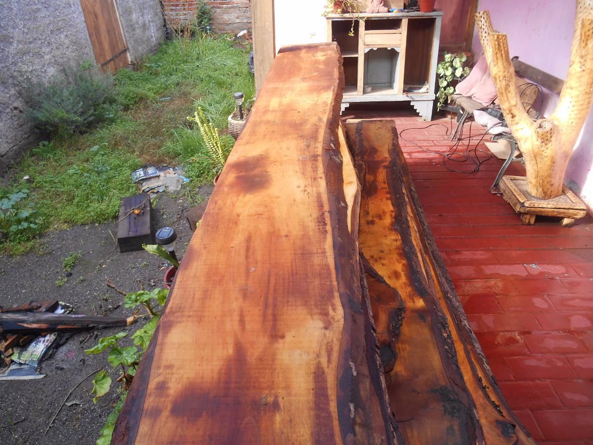 madera rustica de roble hualle cargando zoom - Madera Rustica
