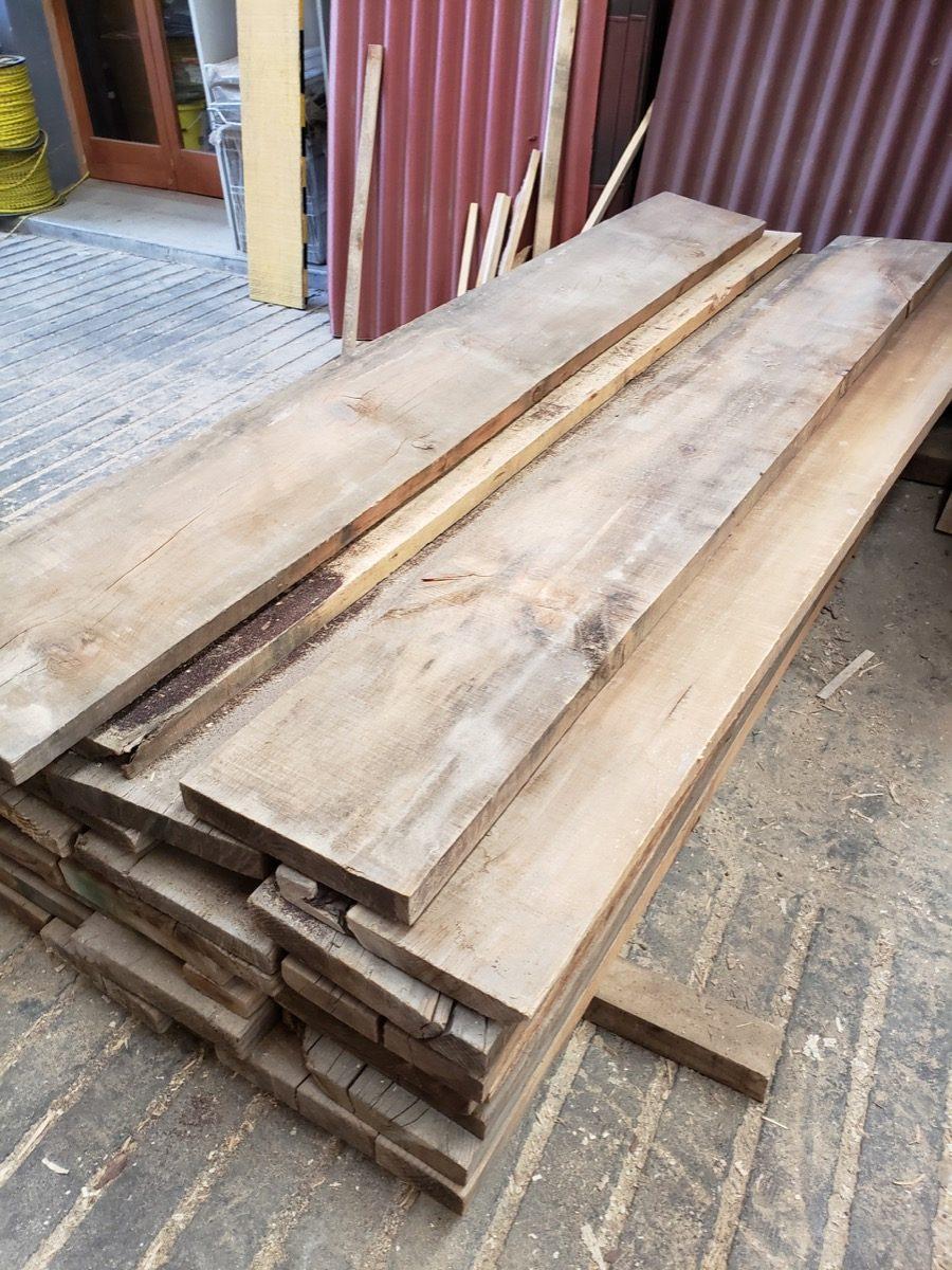 Madera tablon pino tercera para construcci n seco viejo for Ventanas de madera precios en rosario