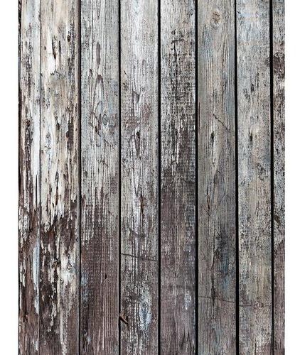 madera tablones fotografía backdrops arte tela fondo tela