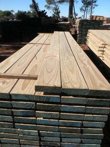 madera tratada (curada) con cca. envíos a toda la costa este