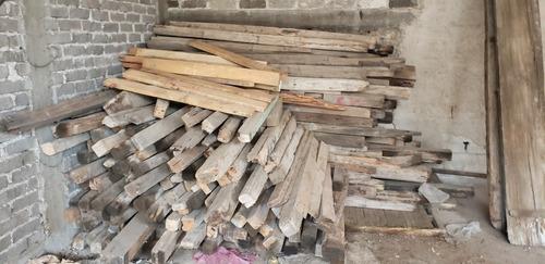 madera y leña