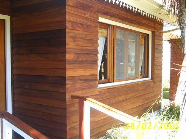 Maderas puertas zaguanes teca cumaru ipe para exteriores - Portones de madera para exterior ...