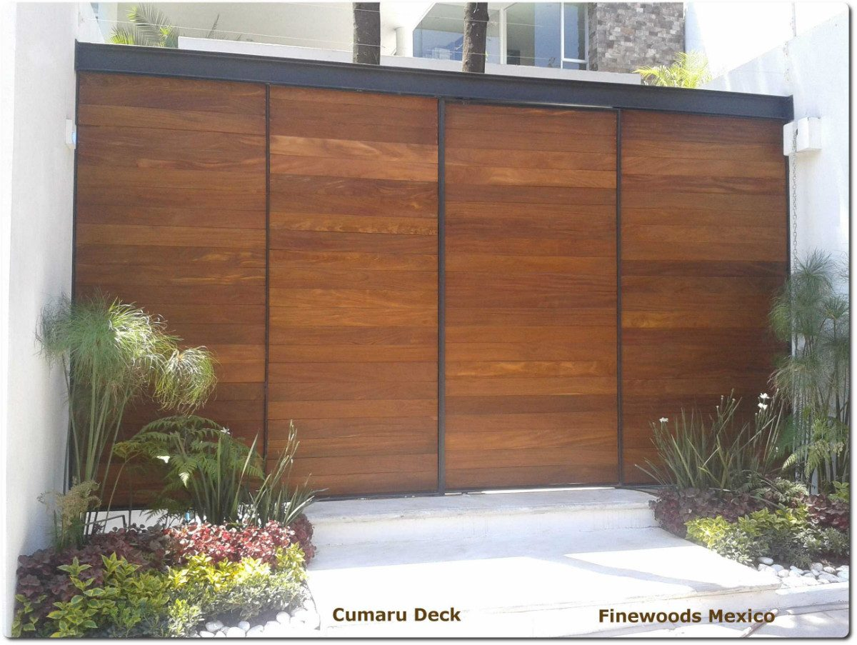 Maderas terraza jardin deck cumaru ipe teca pisos for Ipe madera exterior