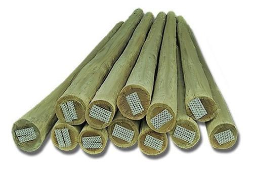 maderas tratadas postes (palos) de eucaliptus curado