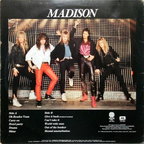 madison lp 1988 best in show 14090